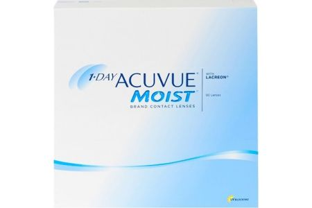 1 Day Acuvue MOIST 90 - Lentilles de contact