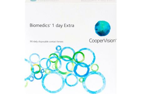 Biomedics 1 Day extra 90 - Lentilles de contact