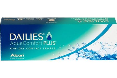 Dailies AquaComfort Plus 30 - Lentilles de contact