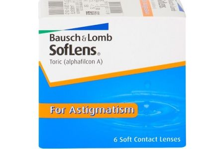 Soflens Toric (For astigmatism) - Lentilles de contact