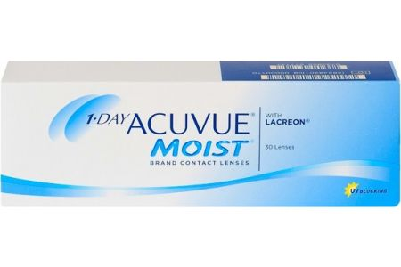 1 Day Acuvue MOIST 30 - Lentilles de contact