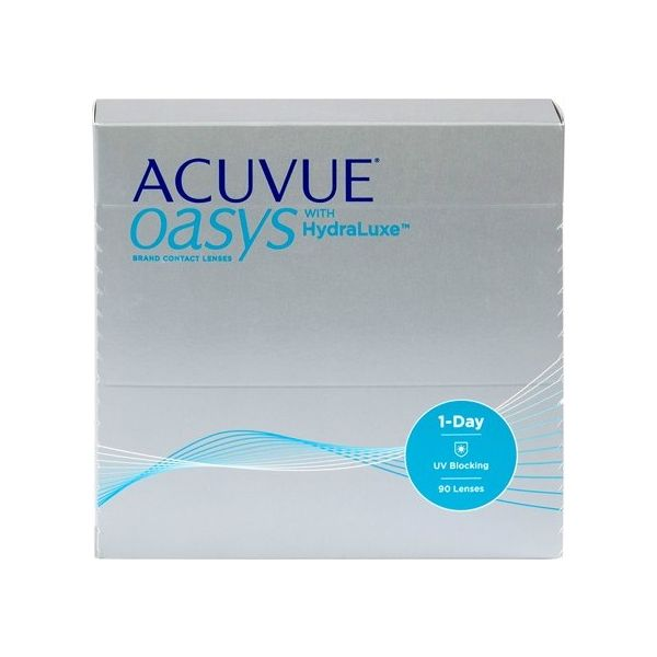 1 Day Acuvue Oasys 90 - Lentilles de contact