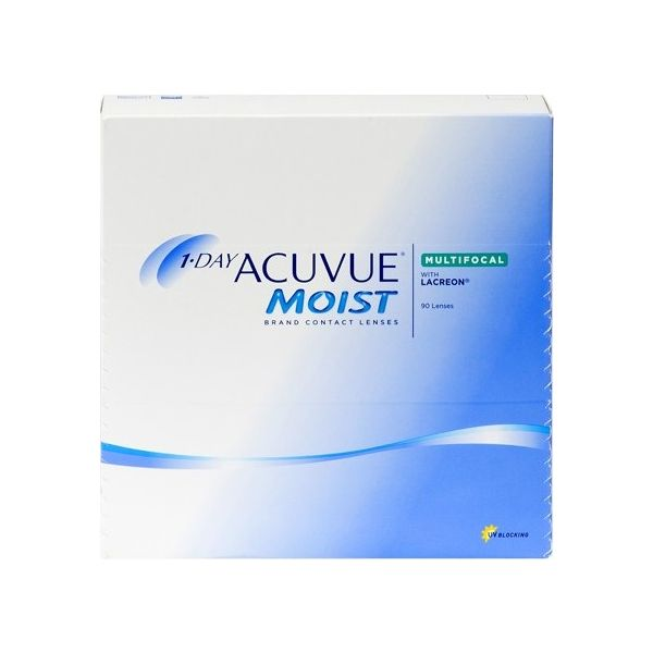 1 Day Acuvue Moist Multifocal 90 - Lentilles de contact
