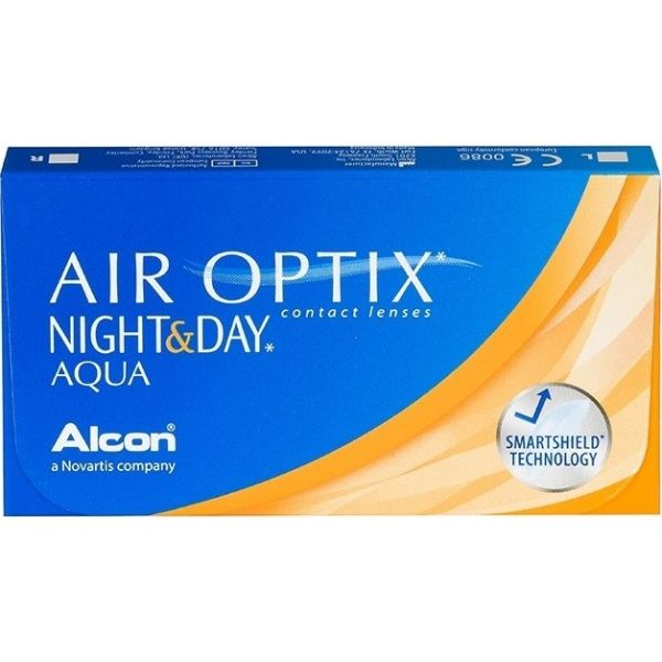 Air Optix Night & Day Aqua - Lentilles de contact