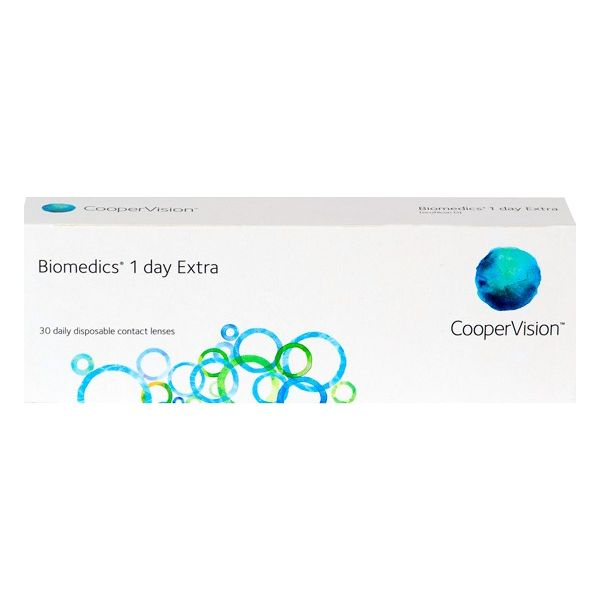 Biomedics 1 Day extra 30 - Lentilles de contact