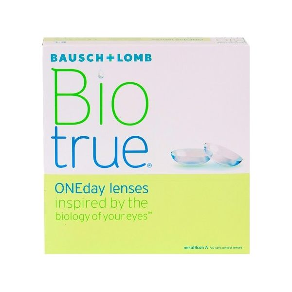 Biotrue One Day 90 - Lentilles de contact