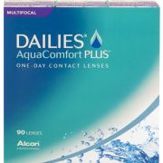 Dailies aqua comfort Plus Multifocal 90