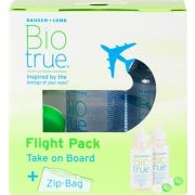 Biotrue Flight Pack 2x60ml